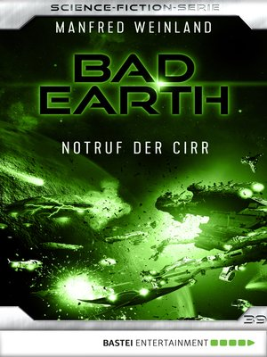 cover image of Bad Earth 39--Science-Fiction-Serie
