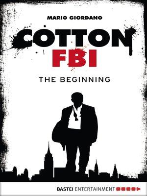 cover image of Cotton FBI 01, Ep. 01