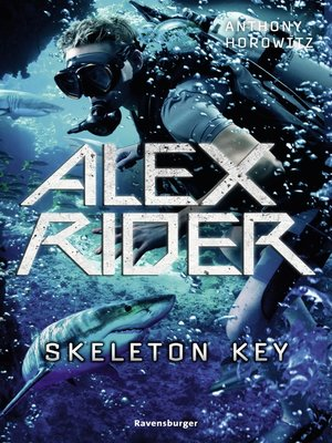 cover image of Alex Rider 3
