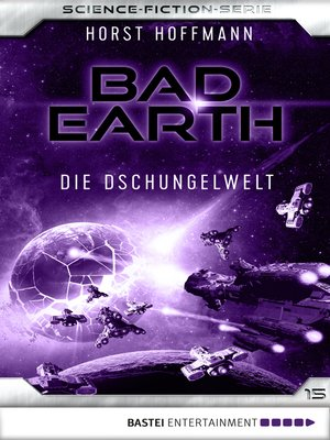 cover image of Bad Earth 15--Science-Fiction-Serie