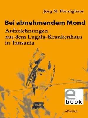 cover image of Bei abnehmendem Mond