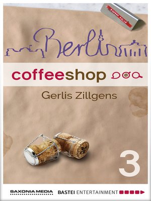 cover image of Berlin Coffee Shop--Episode 3
