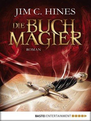 cover image of Die Buchmagier