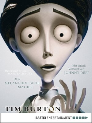 cover image of Tim Burton