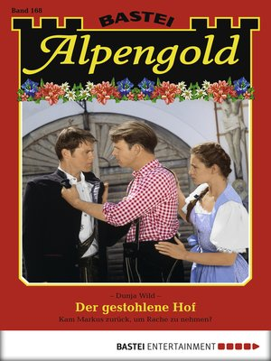 cover image of Alpengold--Folge 168