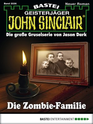 cover image of John Sinclair--Folge 2036