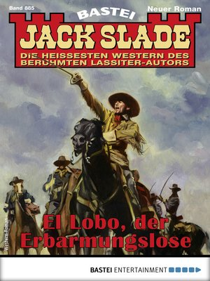 cover image of Jack Slade 885--Western