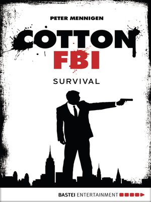cover image of Cotton FBI 01, Ep. 12