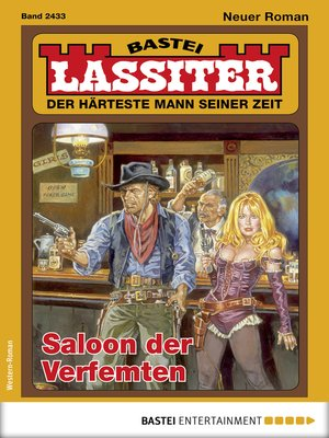 cover image of Lassiter 2433--Western