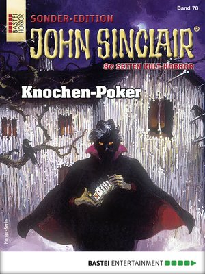 cover image of John Sinclair Sonder-Edition 78--Horror-Serie