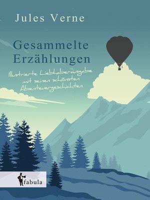 cover image of Gesammelte Erzählungen