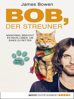cover image of Bob, der Streuner