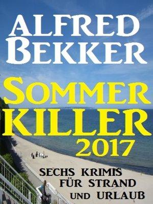 cover image of Sommer Killer 2017