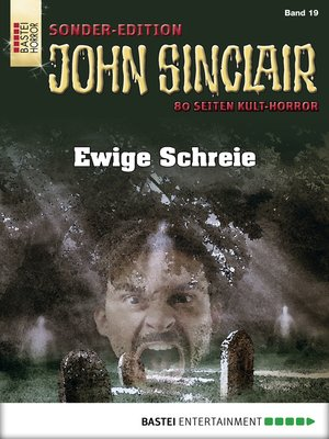 cover image of John Sinclair Sonder-Edition--Folge 019