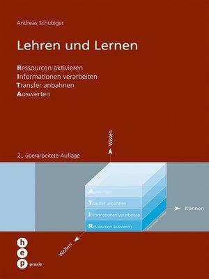 cover image of Lehren und Lernen