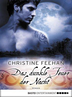 cover image of Das dunkle Feuer der Nacht