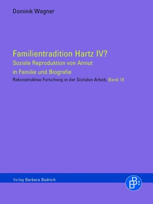 cover image of Familientradition Hartz IV?