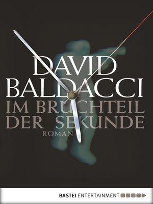 cover image of Im Bruchteil der Sekunde