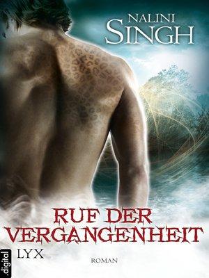 cover image of Ruf der Vergangenheit