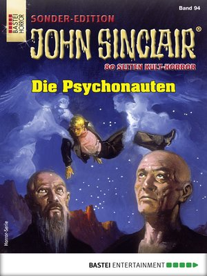 cover image of John Sinclair Sonder-Edition 94--Horror-Serie