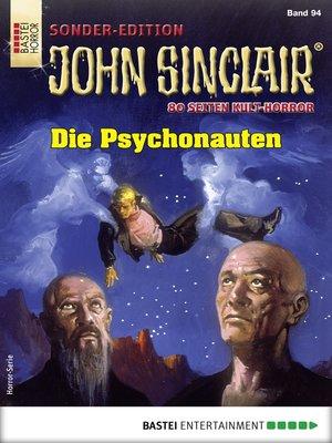 cover image of John Sinclair Sonder-Edition 94--Horror-Serie