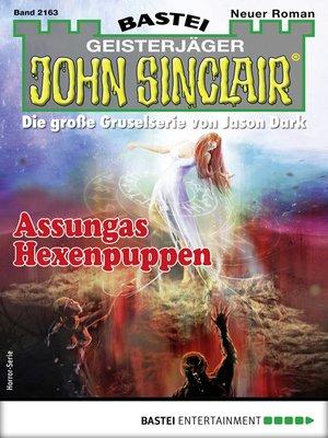 cover image of John Sinclair 2163--Horror-Serie