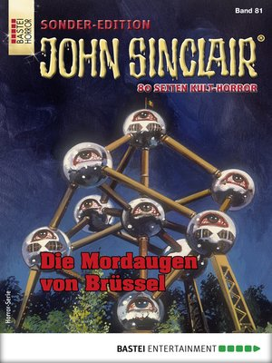 cover image of John Sinclair Sonder-Edition 81--Horror-Serie