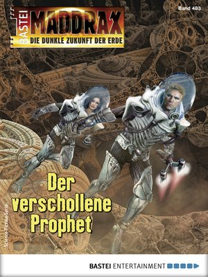 cover image of Maddrax 483--Science-Fiction-Serie