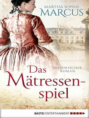 cover image of Das Mätressenspiel