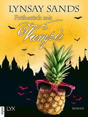 cover image of Frühstück mit Vampir