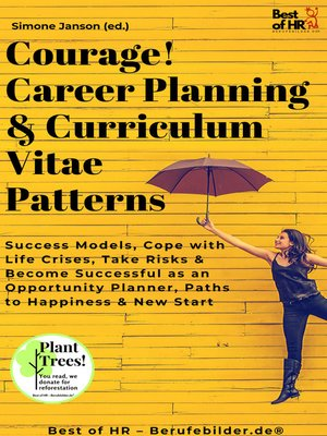 cover image of Courage! Career Planning & Curriculum Vitae Patterns