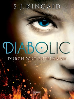 cover image of Diabolic (2). Durch Wut entflammt