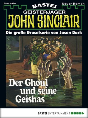 cover image of John Sinclair--Folge 0389