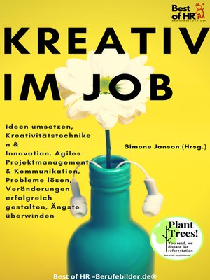 cover image of Kreativ im Job