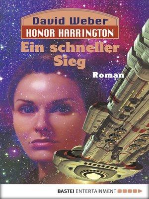 cover image of Ein schneller Sieg: Bd. 3. Roman