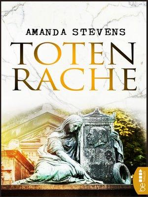 cover image of Totenrache