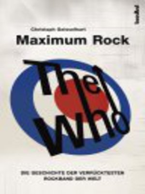cover image of The Who--Maximum Rock I
