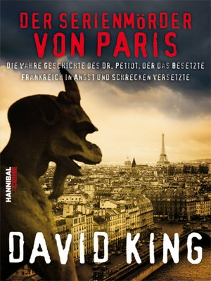 cover image of Der Serienmörder von Paris