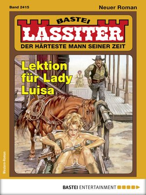 cover image of Lassiter 2415--Western