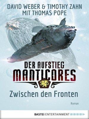 cover image of Der Aufstieg Manticores