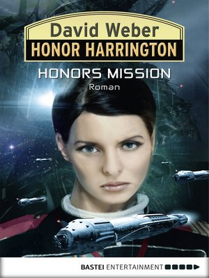 cover image of Honors Mission: Bd. 25. Roman