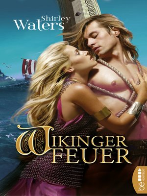 cover image of Wikingerfeuer