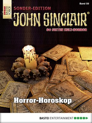 cover image of John Sinclair Sonder-Edition--Folge 059