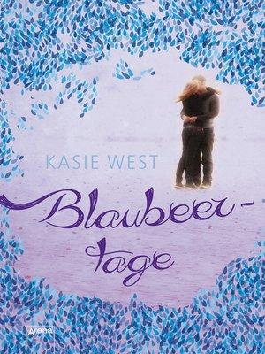 cover image of Blaubeertage