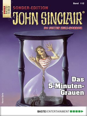 cover image of John Sinclair Sonder-Edition 112--Horror-Serie