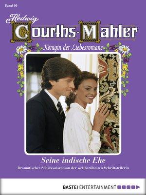 cover image of Hedwig Courths-Mahler--Folge 060