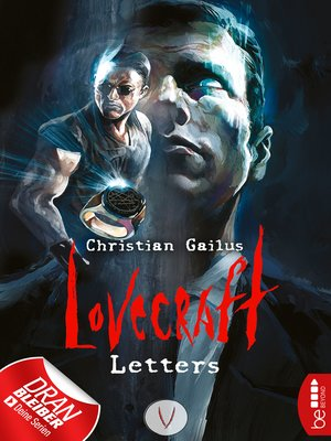 cover image of Lovecraft Letters--V