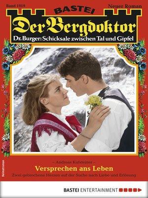 cover image of Der Bergdoktor 1919--Heimatroman