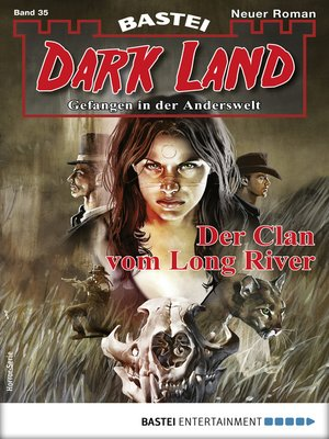 cover image of Dark Land 35--Horror-Serie