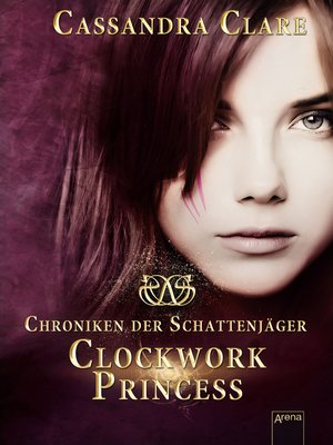 cover image of Clockwork Princess